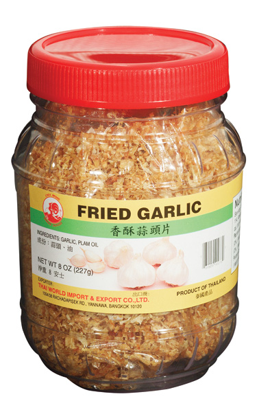 UAF Fried Garlic & Onion